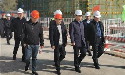 东方建设集团玉园项目